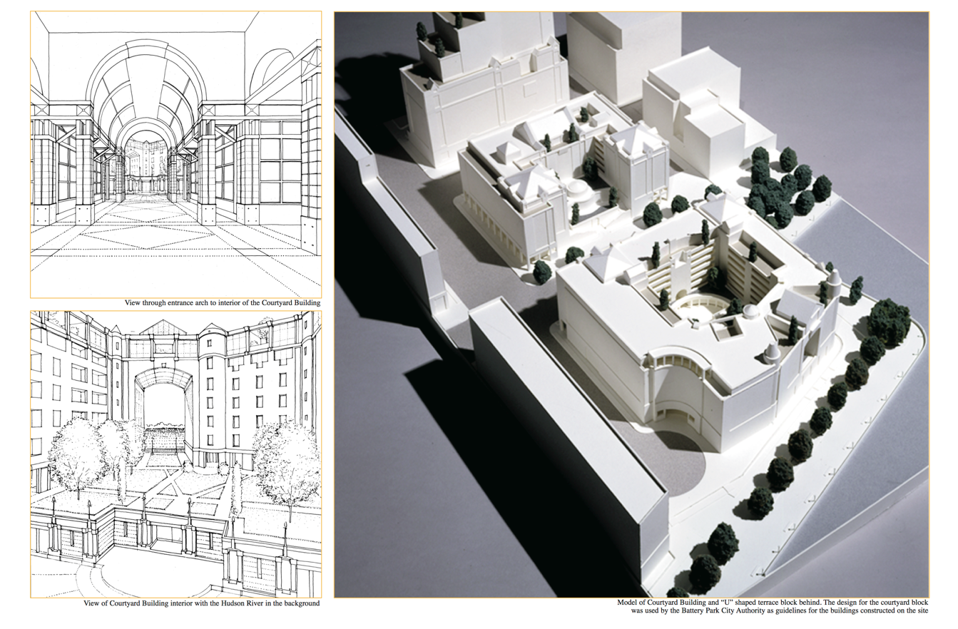 Captivating Click To See Larger Groundplane Axonometric. Battery Place Residences.  Urban Design Guidelines ...